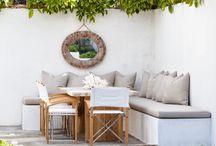 California Style Garden