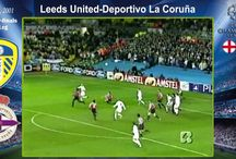 Leeds United games from their illustrious past / My team - still!