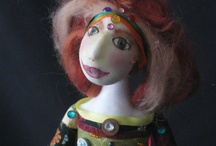 Art Cloth Dolls