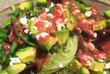 Salads & Sides & Dressings