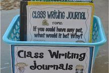 Primary writing ideas