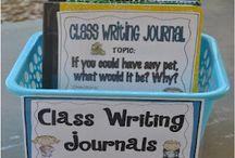 Primary writing ideas