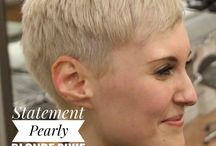 Short, Statement & Pixie Cuts