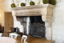 hearth ideas  / by Cassie S