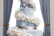 pastel de boda florales