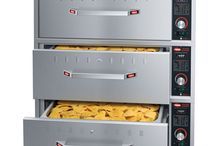 Product Category: Drawer Warmer / Hatco Drawer Warmers are available in narrow and standard widths, built-in or freestanding, split drawered or convected models, and are great for holding everything from meat to vegetables to rolls in an energy-efficient manner. / by Hatco Corporation