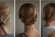 Hair Styles / by Brittney Switzer
