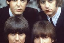 The Beatles / Musicians, singers / by Classic Movie Hub