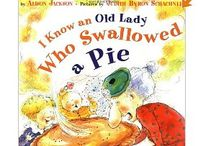 Thanksgiving...I Know An Old Lady Who Swallowed a Pie