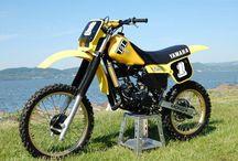 My Yamaha 82 YZ125J restoration project