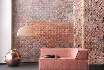 Limestone foyer