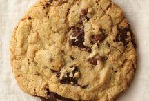Μπισκότα Με Κομματάκια Σοκολάτας