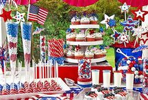 20 July 4th Table Centerpieces / 20 July 4th Table Centerpieces