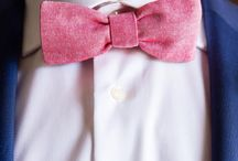 Groom Style / Wardrobe Ideas for a groom and groomsmen on the wedding day.