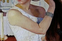Zinaida Serebriakova, russian painter