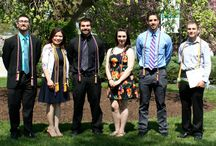 Post University's 2015 Honors Societies' Induction Ceremony / by Post University