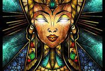 Mandie Manzano Art