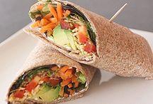 Lunchbox Heroes Recipes / Vegetarian & Vegan Lunchbox Recipes