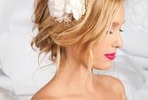bridal hair / by christina