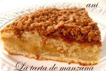 tarta d3 msnzana de Àni