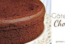 Gâteau chocolat Cyril lignât