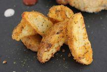 Recetas Cecofry / Encuentra recetas para la freidora dietética Cecofry. ¡Fríe con solo una cucharada de aceite!