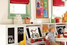Kiddies playrooms