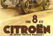 Motorsport posters