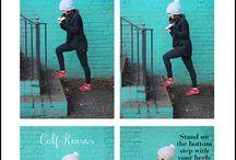 stairs training