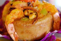My kind of food:  Puerto rico / by keshly lozada