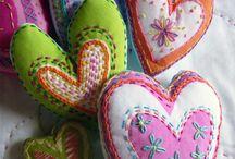 Stitching love