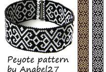 Wzory peyote
