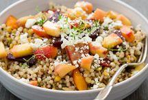 Munch, Yum! / Foods to try
