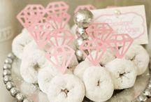 Baby & Bridal Shower Ideas / by Harriet Williams