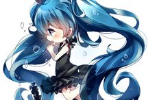 Vocaloid / It's more for Miku and Luka tbh