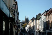 Totnes Work Hub / Work Hub in the South Devon town of Totnes