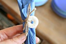 Nautical Baby Shower ideas / by Melanie Barat