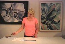 Art tutorials water drops