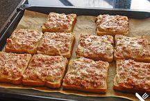Pizza Gericht