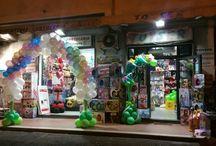 balloons / Ballons art