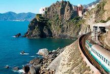 Treni e Paesaggi