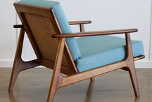 Parker #111 Lounge Chair 1961