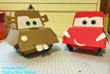 Burger Box Crafts / by Terry Gozdur