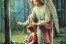 oraciones de angeles