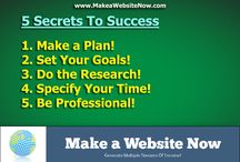 Hot Business Tips / Do you want to success in your online business?! Well, then go ahead and check out these hot business tips!