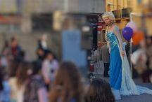 Princesas Disney - Animaciones Infantiles Temáticas en Barcelona