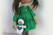 куклы-тыквоголовки