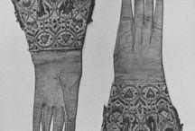 17th century gloves