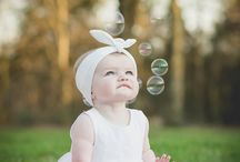 Baby Portrait Ideas