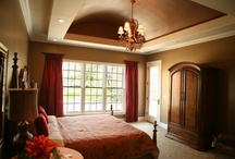 Bedroom / BJ Armstrong Custom Homes Bloomington, IL